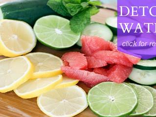 Detox Water - Healthy Recipe