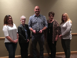 Midwest Family Health of Russell Awarded Business of the Year!