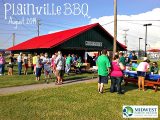 Midwest Family Health Hosts Community BBQ in Plainville