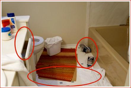 Fall Prevention Bathroom