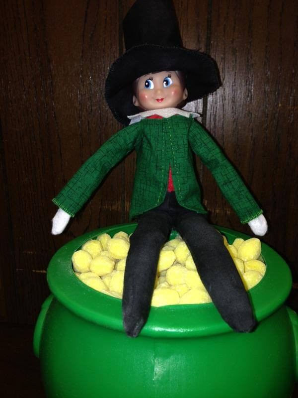 Leprechaun Doll - St. Patrick's Day ideas