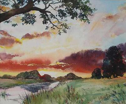 Sunset-River-Frome.jpg