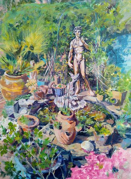'David' in the Garden - Copy.jpg