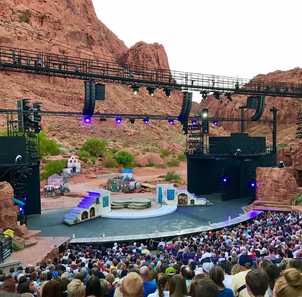 Mamma Mia at Tuacahn