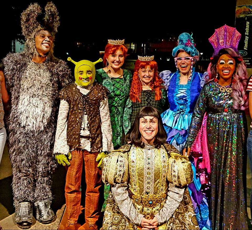 Shrek at Tuacahn