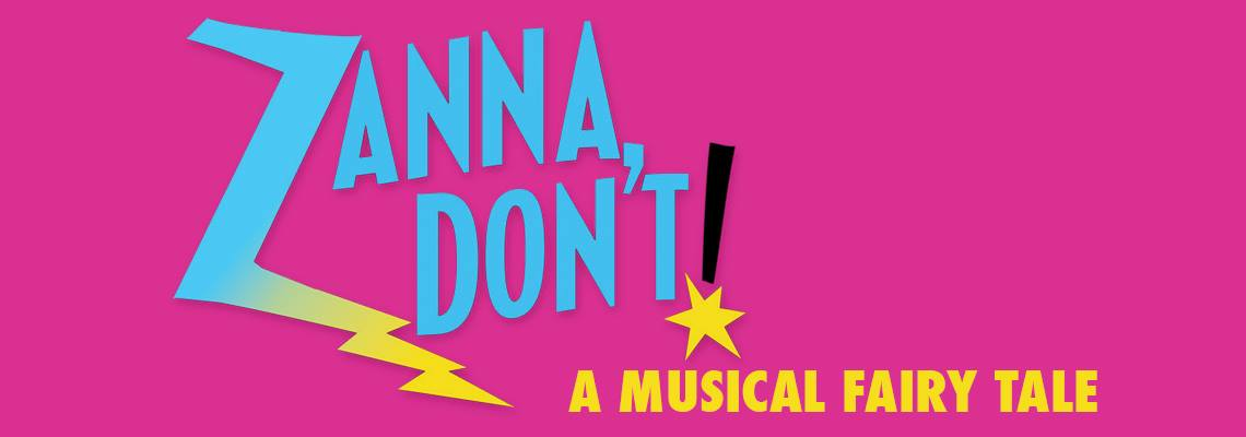 Zanna Don't!