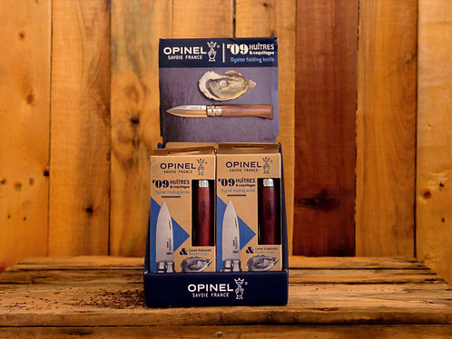 Opinel Folding Oyster Knife