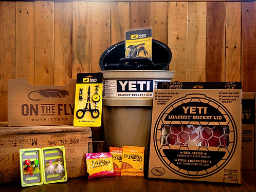 The Ultimate Yeti Bucket Kit