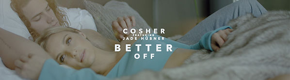 Title for Cosher - Better Off featuring Jade Hübner