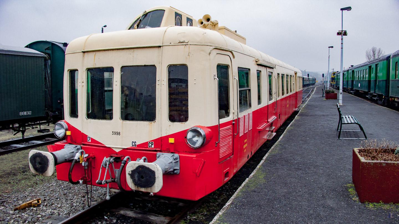 Train Belgium