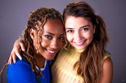 Christine & Gia-Ré