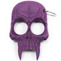 Skull Zombie Keychain
