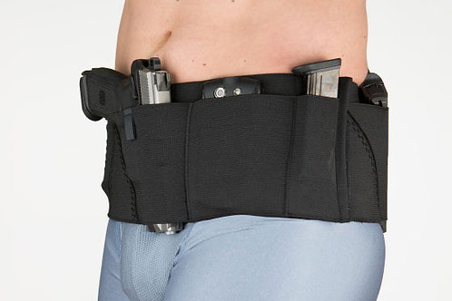 Can Can Concealment ® Sport Belt ® The Big SheBang!® Holster