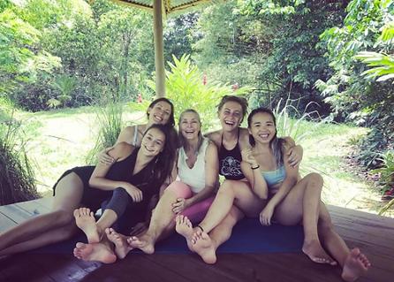 Yoga teacher training retreat in Uvita Costa Rica
