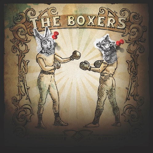 The Boxers CD (2010 RELEASE)