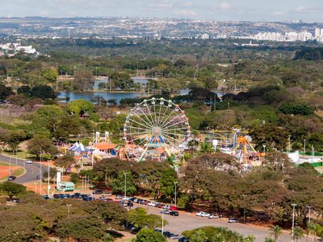 Parque da Cidade de Brasília: conheça essa opção de lazer