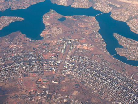 Por que Brasília tem formato de avião? Descubra o motivo