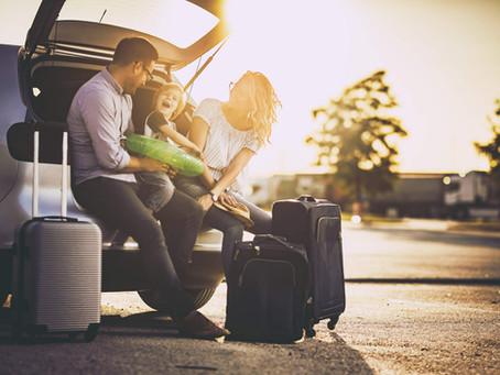 4 dicas para tornar a viagem de carro mais tranquila