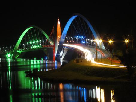 Descubra o que você pode fazer em Brasília à noite