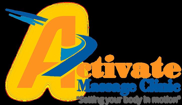 Activate Massage Clinic logo