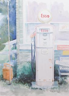 Esso Pump