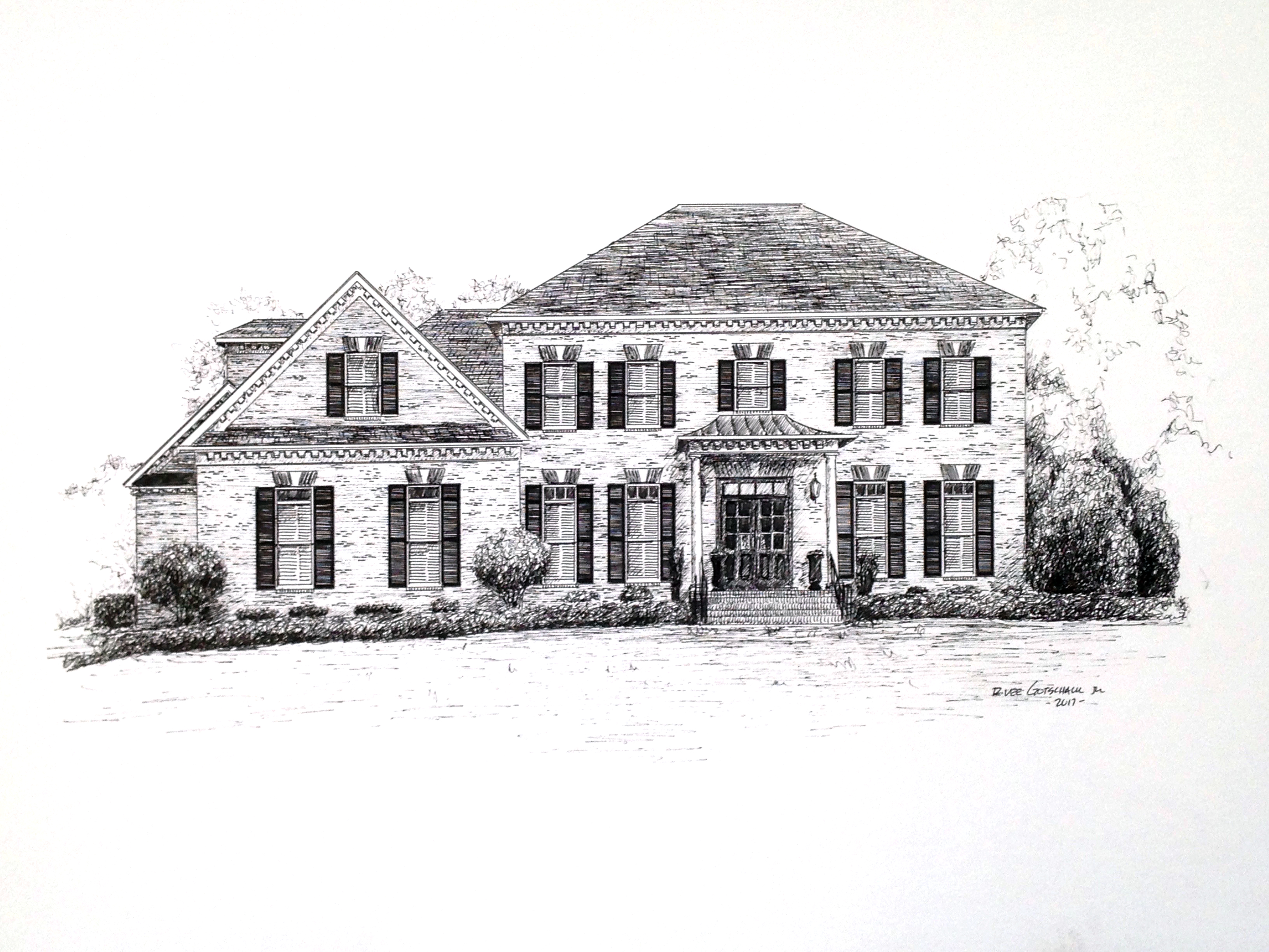 Erin's New House