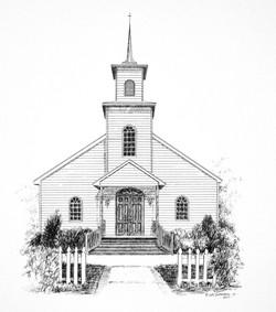 Baker Wedding Church