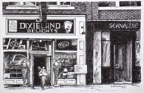 Dixieland Delights - Sold