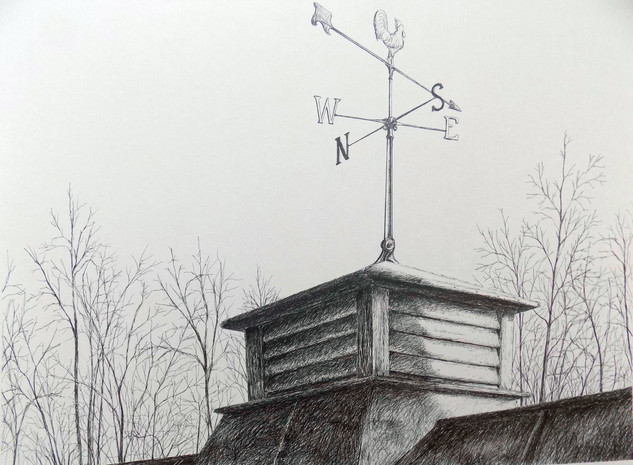 Our Weathervane - Sold