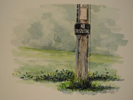 Field Pole