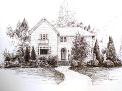 Dibble House, Washington State