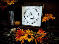 Small Give Thanks
