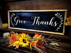 Large Give Thanks