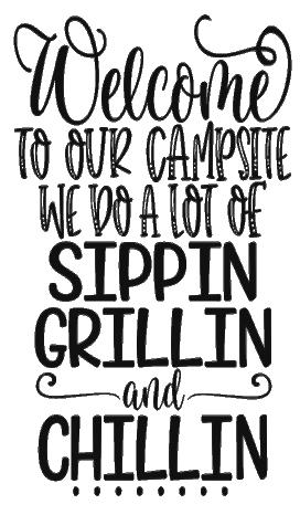 Campsite Chillin