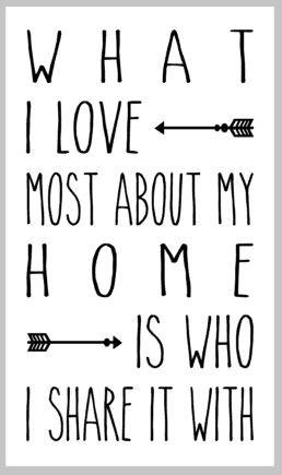 What I Love