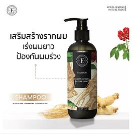 Korean ginseng hair shampoo