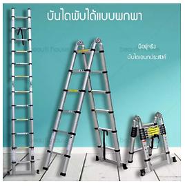 extendable work ladder