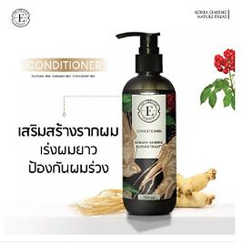 Korean ginseng hair conditioner