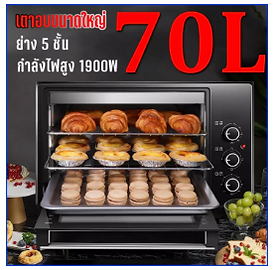 70L Electric Oven