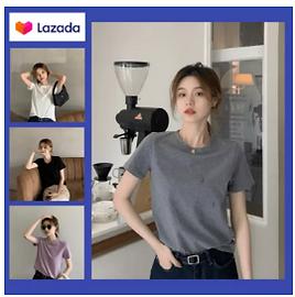 Womens T-Shirt lazada