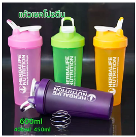 Protein shaker cup 600ml