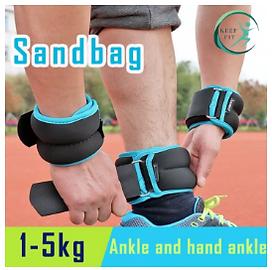 Exercise weight sandbag