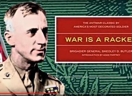"""""""All Wars Are Bankers' Wars""""  ~ video of historical overview as the backdrop of curren"""