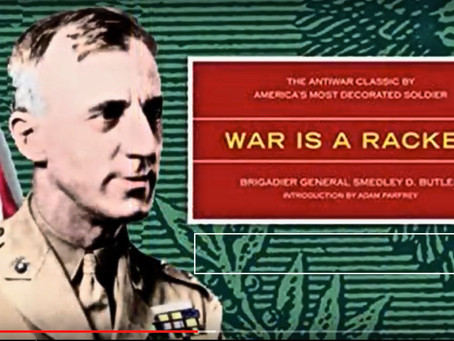 """All Wars Are Bankers' Wars""  ~ video of historical overview as the backdrop of curren"