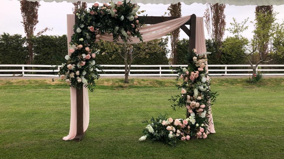 Wooden Arbor + Florals & Draping.JPG