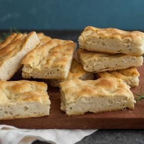 Best lunch box bread ever: Susie's Focaccia