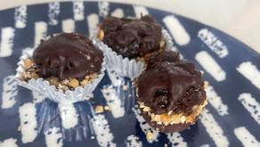 Date Caramel Chocolates