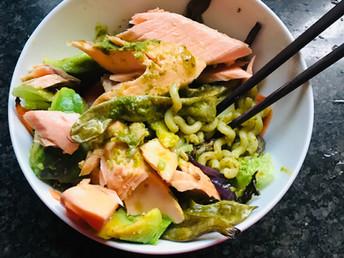 Chicken, Fish & Meats
