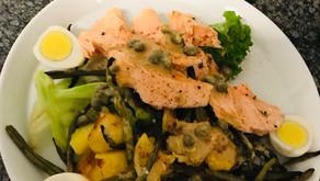 Sorta' Salmon Niçoise