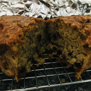 Oat and Raisin Buttermilk Loaves